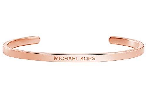 Michael Kors Damen-Armspange Custom Kors Rosé M MKC1116AA791-M