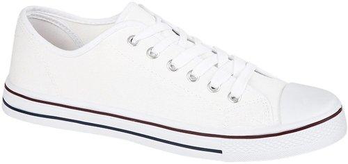 Unknown  Baltimore, Baskets mode pour homme Blanc - blanc
