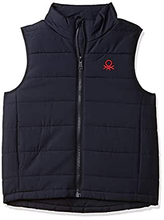 United Colors of Benetton Boy's Quilted Regular fit Jacket