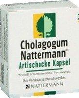 Cholagogum Nattermann Artischocke Kapsel 100 stk