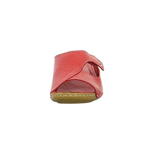 Andrea Conti 0773402021rot, Zoccoli donna Rosso