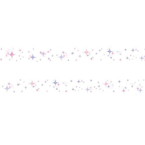 WYLJD Washi Tape 3-4,5 cm x 5 Mt Süße traum mädchen serie DIY Decorativee papierband Scrapbooking Masking Tape Schule Bürobedarf Schule Papelaria (Süß Mädchen Aussehendes)