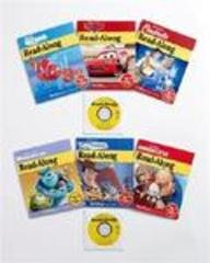 Walt Disney Read-Along Value Pack: Finding Nemo, Cars, Cinderella, Monsters Inc., Toy Story, Chicken Little [With Book]