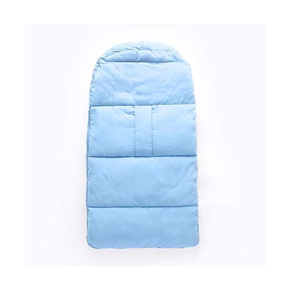 Aajeauty Otoño Invierno Cálido Saco de Dormir para bebés Bebés recién Nacidos Lindo Cepillado Espesar Saco de Dormir de algodón Guardería Mochila para bebés Manta Infantil Mochila Swaddle
