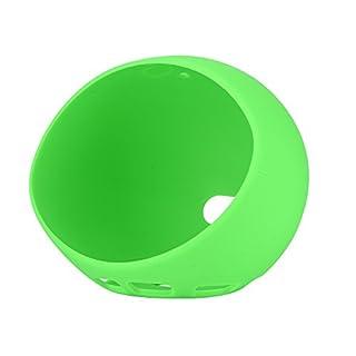 Zerone Schutzhülle für Amazon Echo Spot All-in-One-Schutzhülle(grün)