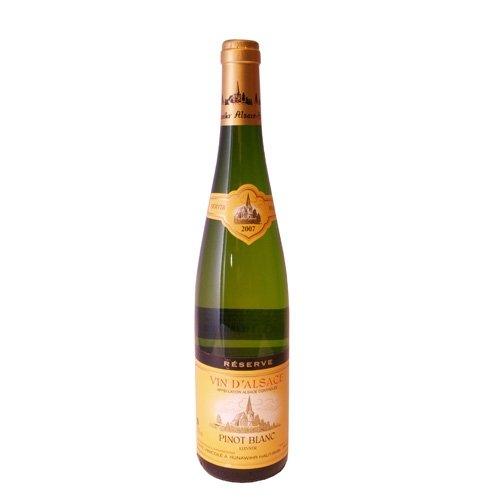 Alsace AOC Pinot Blanc Klevner Hunawihr Riserva 2015
