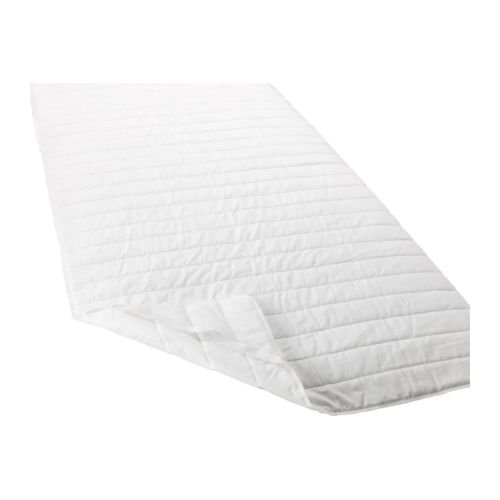 IKEA-ANGSVIDE-Double-Mattress-Protector-White-by-ANGSVIDE