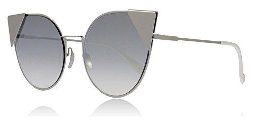 Fendi Sonnenbrillen LEI FF 0190/S PALLADIUM/GREY SHADED Damenbrillen