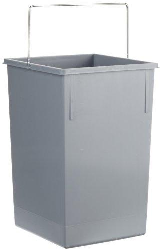 Hailo Ersatzeimer für Mülltrennungs-Systeme Hailo Multi-Box und Hailo Tandem, 14 Liter, 3659-991
