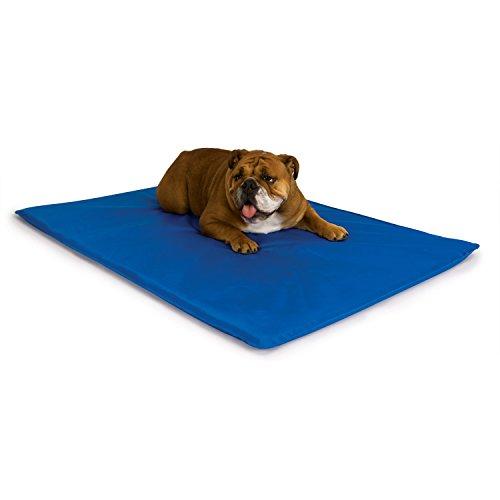 KH 771780 Cooles Bett, kühlendes Haustierbett, Das Ihren Hund bei heißem Wetter kühl hält, M -