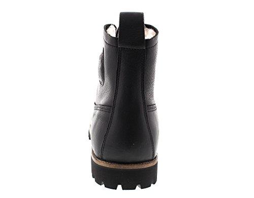 Blackstone - Om60.blk, Stivali Uomo Nero