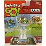 The Angry Birds app comes to life! This line of Hasbro toys captures all the launching and destroying fun of the app in physical form. Race this Angry Birds kart against other zooming pig and bird karts (other karts sold separately). Then it's easy t...
