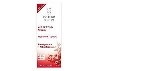 WELEDA Granatapfel Serum zur Straffung der Haut sowie zur Minderung von Falten (1 x 30 ml)