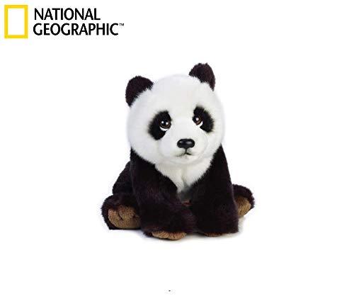 Venturelli- Orso Panda Baby Animale Bosco Peluches Giocattolo 896, Multicolore, 8004332922490