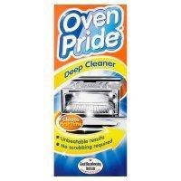 2x Ofen Pride komplett Ofen Reinigung Kit 500ml inkl. Tasche für die Reinigung Backofen - Wasser-ofen-system