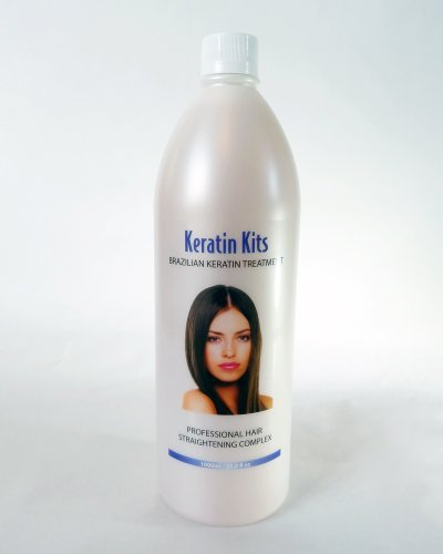 Brazilian Keratin Treatment - Professional Hair Straightening Complex 1000ml