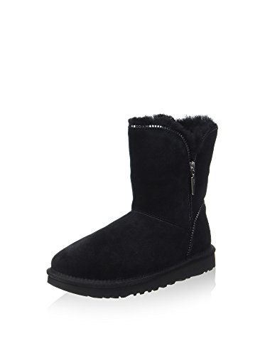 UGG - CLASSIC SHORT 1013100 - washed denim Nero