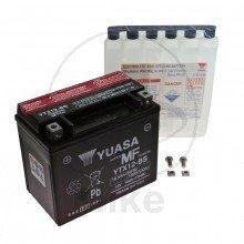 YUASA YTX12-BS MF batería - 707.06.91 - libre de mantenimiento con el paquete de ácido