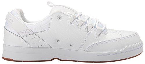 DC Syntaxe Chaussures de skate pour hommes White/Gum