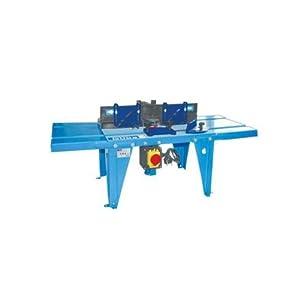 Güde 58086 GO OFT 855 – Mesa de fresado, color azul