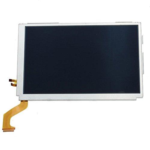 Saver reemplazo de pantalla superior superior de la pantalla lcd para nintendo 3ds xl xl N3DS
