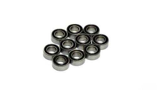 Preisvergleich Produktbild RCS Model MR105-2RS High Precision Bearing (5x10x4mm, 10pcs) CS778