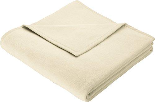 Bocasa by biederlack-couverture -, naturel, 150 x 200 cm