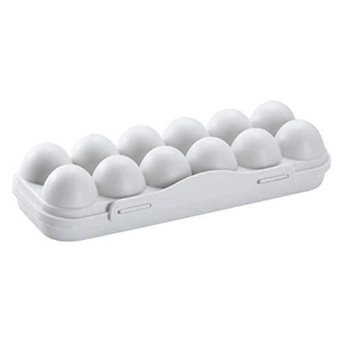 Scatola portaoggetti per Uova in plastica
