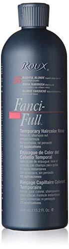 Roux Fanci-Full Rinse, 56 Bashful Blonde, 15.2 Fluid Ounce