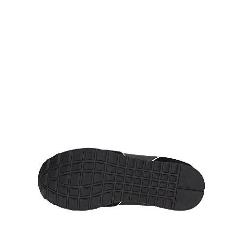 Trussardi Jeans 77S06449, Scarpe da Ginnastica Uomo Nero