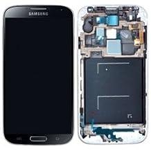 Bloque Pantalla completa: LCD + Cristal táctil assemblés Samsung GT-I9515Galaxy S4Value Edition negro PN GH97–15707b
