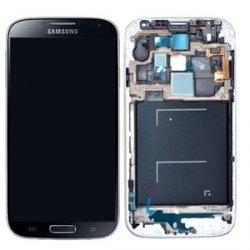 Ecran Lcd Tactile Complet Samsung Galaxy S4 I9505 Noir - Bloc écran complet : LCD + Vitre