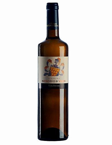 SEÑORIO DE VALEI vino blanco Albariño D.O.Rias Baixas