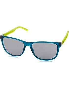 Tommy Hilfiger Unisex-Erwachsene Sonnenbrille TH 1403/S 3R, Schwarz (Mt Teal Yllw), 56