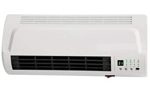 Kayami Calefactor Ventilador Split Mural Digital S-10/20-W