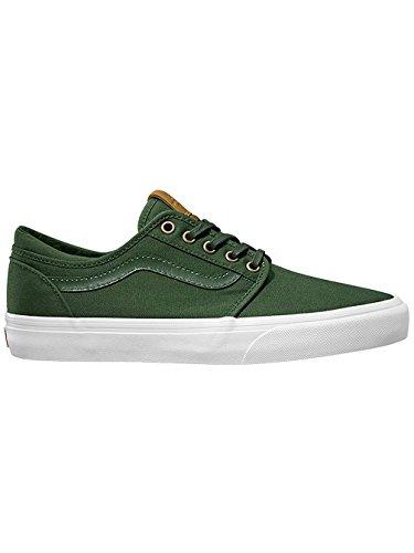 Vans - Chaussures Trig, de sport - M TRIG (TRIM) GREEN (trim) green
