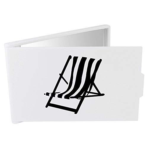 Azeeda 'Chaise Longue' Miroir Compact / de Poche (CM00014724)