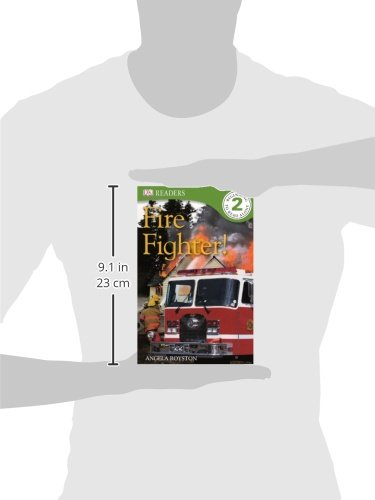 Fire Fighter (DK Readers: Level 2)