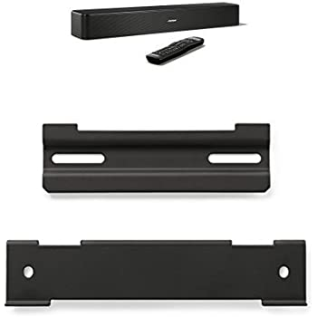 Bose ® Solo 5 TV Sound System with Wall Bracket Bundle