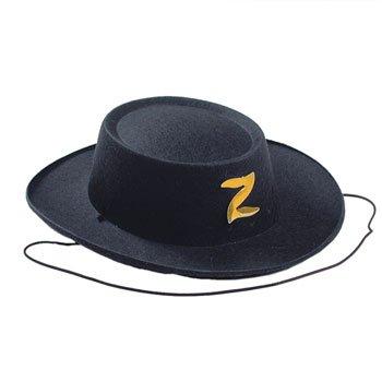 Kinderhut Zorro (Diego Deluxe Kostüme)