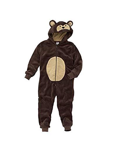 26e85050a3f0c GladRags® Kids Childrens Boys Girls Unisex Fluffy Fleece Wellsoft Monkey  Onesie Character Dress Up Suit