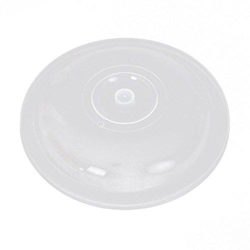 Mikrowellen-Abdeckhaube,Jaminy Mikrowelle Essen Deckel GelÜFtet Deckel BelÜFtung Schutz Sauber Teller Spritzschutz (B-Größe)