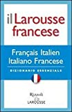 Image de Il Larousse francese. Francese-italiano; italiano-
