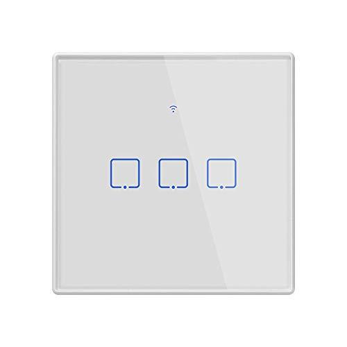 BSDK Panel táctil de Pared del Reino Unido, Interruptor de Control Remoto...