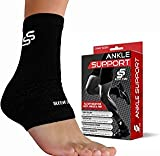 #1 Best Plantar Fasciitis Foot Sleeve & Compression Support for Men & Women