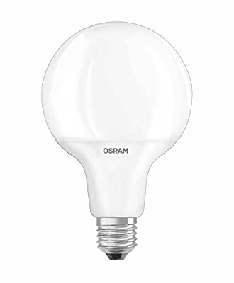 OSRAM LED Star Globe G95 827, 6-er Pack, 9 Watt (ersetzt 60 Watt)