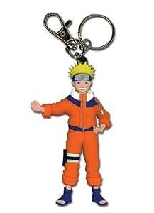 Naruto PVC Schlüsselanhänger