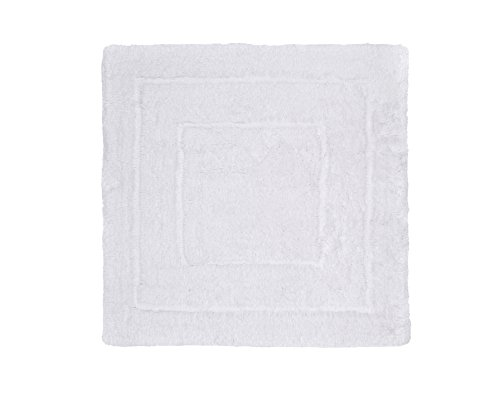 casilin-caress-alfombra-de-bano-algodon-60-x-60-cm-color-blanco