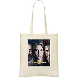 Heimatplakat - Homeland Poster Custom Printed Shopping Grocery Tote Bag 100% Soft Cotton Eco-Friendly & Stylish Handbag For Everyday Use Custom Shoulder Bags