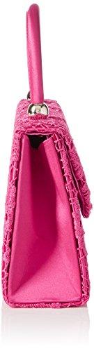 Swankyswans Kendall Lace Smart Elegant, Sac Rose - Pink (Fuschia)